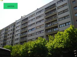 Fachadas Ventiladas Panel Fenólico: Rehabilitacion Avenida de Madrid , Donostia