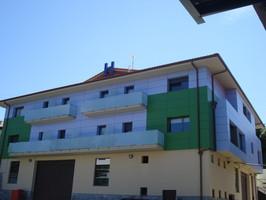 Fachadas Ventiladas Panel Fenólico: Hotel Aginaga - Aginaga