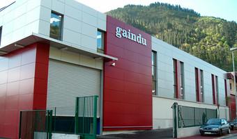 Fachadas ventiladas Composite de Aluminio: Pabellón Gaindu, Elgoibar, Gipuzkoa