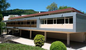 Fachadas ventiladas Composite de Aluminio: Physics International Center, Donostia