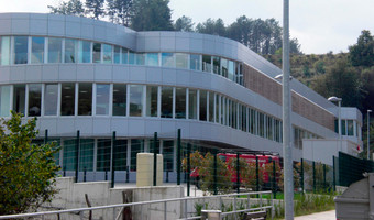 Fachadas ventiladas Composite de Aluminio: Pronutec, Amorebieta, Bizkaia
